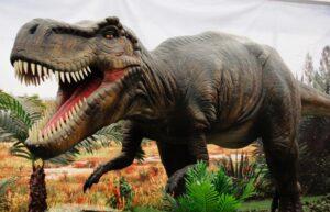 dinosauros a tamaño real