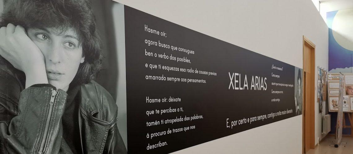 Foto interior Biblioteca Xela Arias