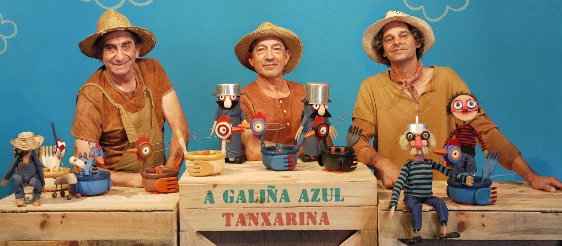 Galiña-Azul-Banda