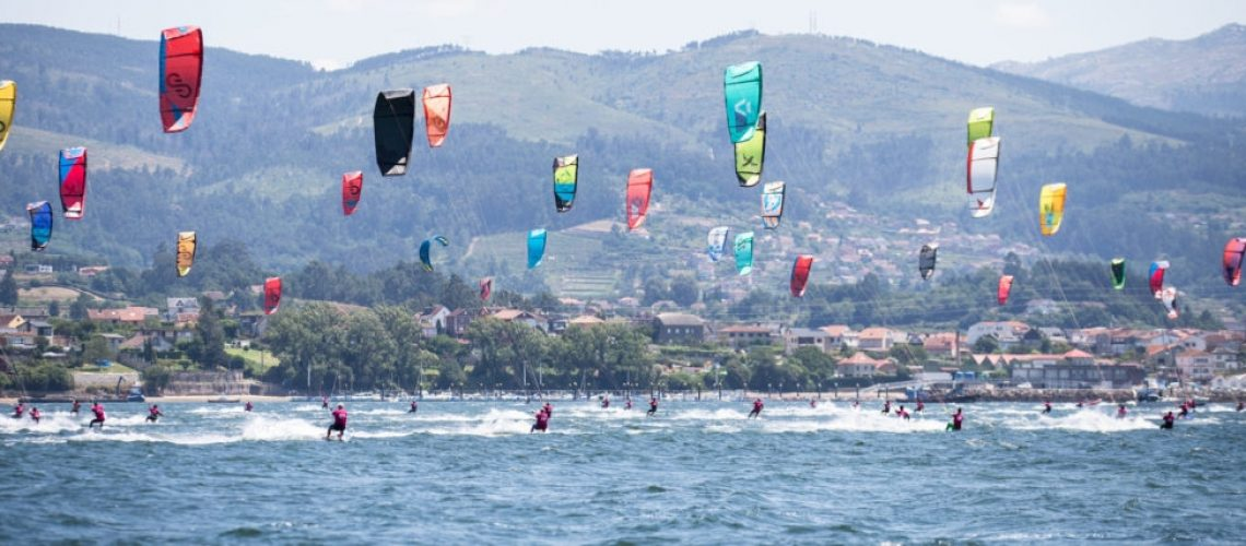Día 2, III KiteSurf Cesantes 2020. ©Sailingshots by María Muiña Photography
