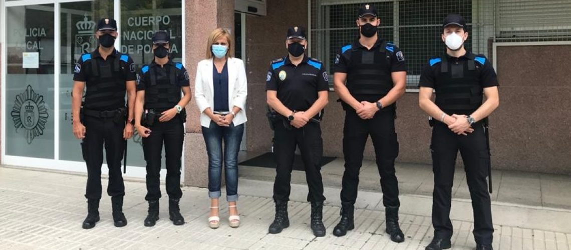 Policía Local de Redondela