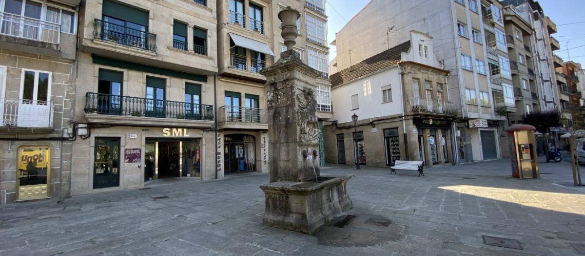 Praza de Santiago (2)