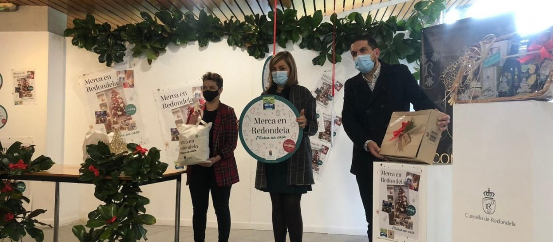 Presentación campaña de Nadal