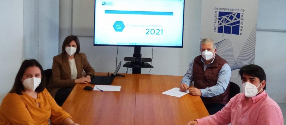 presentación plan formativo 2021
