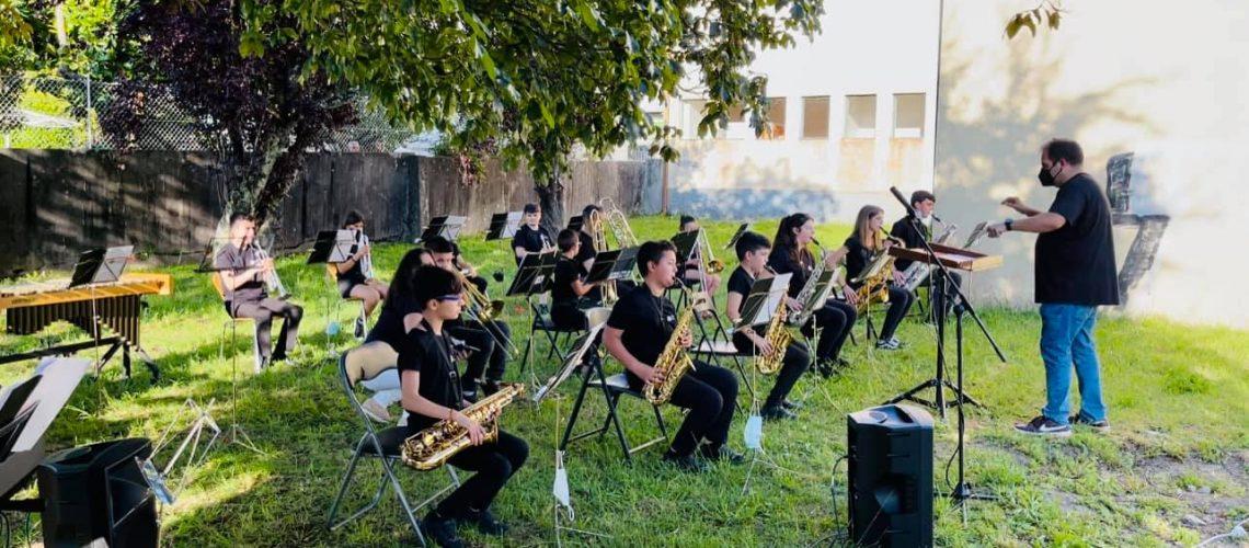 Concertos da Xingro's Big band